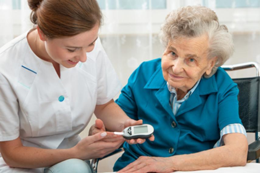 Finding a Caregiver