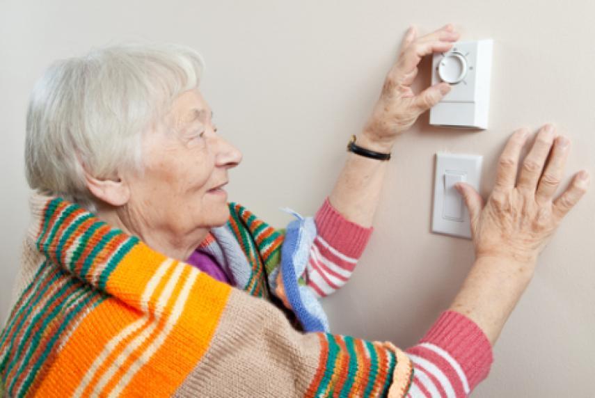 Keep Your Winter Energy Bills Under Control
