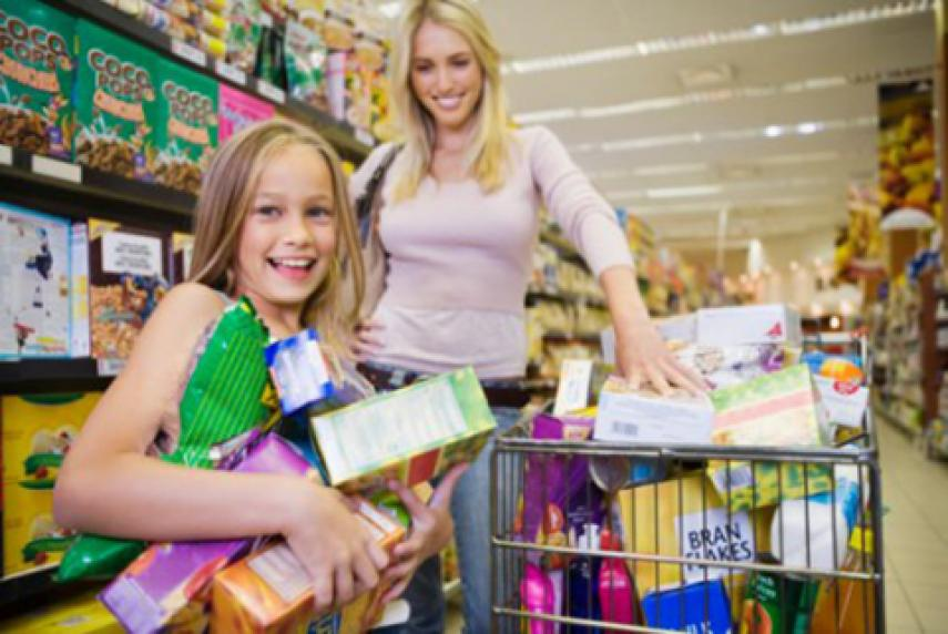 Do you clip coupons to lower your grocery bill?